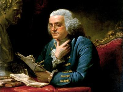 Benjamin Franklin a tajemství jeho úspěchu
