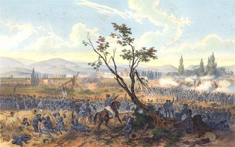 10 faktů, které možná nevíte o mexicko-americké válce