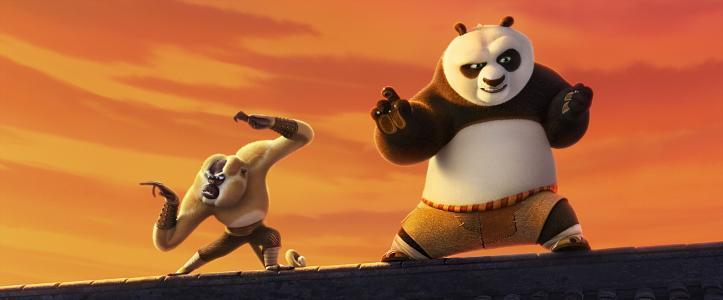 Kung Fu Panda 3 - v kinech od 17. 3.