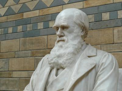 10 faktů, které jste nevěděli o Charlesovi Darwinovi